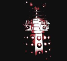 Dalek Alpha – Red by Steven Miscandlon