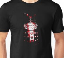 Dalek Alpha – Red Unisex T-Shirt