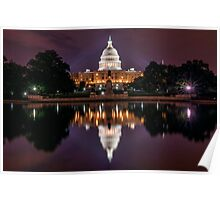 The Capitol Poster