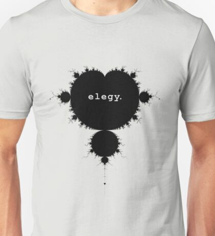 elegy. Unisex T-Shirt