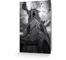 La Tour - The Tower Greeting Card