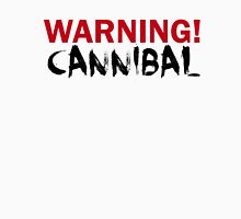WARNING CANNIBAL T SHIRT Unisex T-Shirt