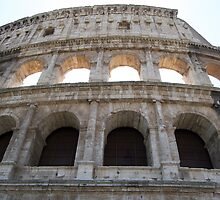 Colosseum by doctorwoods