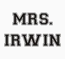 Mrs. Irwin by Julia Kolos