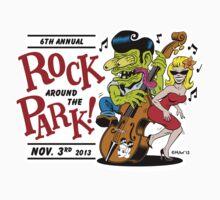 Rock Around The Park 2013 Kids Clothes