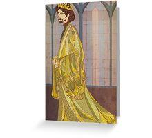 Richard II Greeting Card