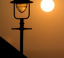 Lamp Post by Mark Sawyer