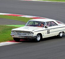 Ford Galaxie No 93 by Willie Jackson