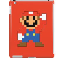 Super Mario Maker - Modern Mario Costume Sprite iPad Case/Skin