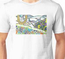 Vibrant Garden  Unisex T-Shirt