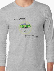 Camp Counselor Long Sleeve T-Shirt