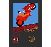 Powerbike Photographic Print