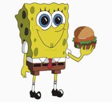 Sponge Bob - Krabby Patty by salodelyma