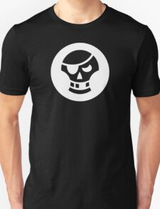 Pirate Skull Ideology T-Shirt
