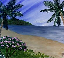 Beach by MBVH52
