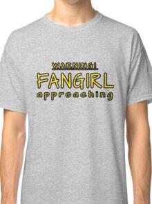 Warning! Fangirl approaching! Classic T-Shirt