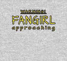 Warning! Fangirl approaching! Unisex T-Shirt