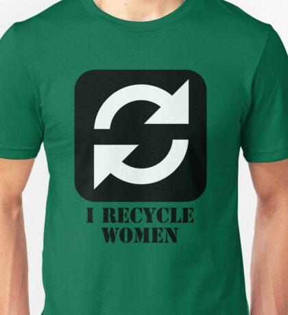 I RECYCLE WOMEN T SHIRT T-Shirt