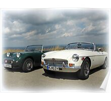 MG Classic Touring... Poster