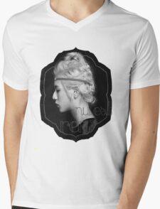Ren- NU'EST Mens V-Neck T-Shirt