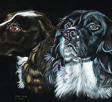 Brace of Springers by Jane Smith