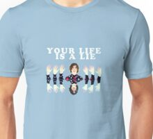 MGMT - Your Life Is a Lie Unisex T-Shirt
