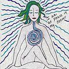 Yoga Pose by Deb Coats