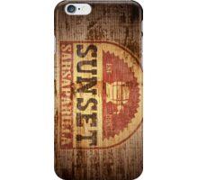 Sunset Sarsaparilla - Fallout New Vegas Design iPhone Case/Skin