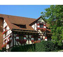 Nuremberg. Con un encanto especial....... Photographic Print