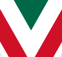 Mexican Air Force Insignia Sticker