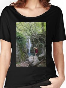 Naiad in the wind Women's Relaxed Fit T-Shirt