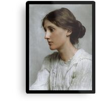 Virginia Woolf, 1902 Metal Print
