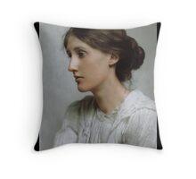 Virginia Woolf, 1902 Throw Pillow