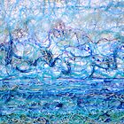 Gelid Seascape by Regina Valluzzi