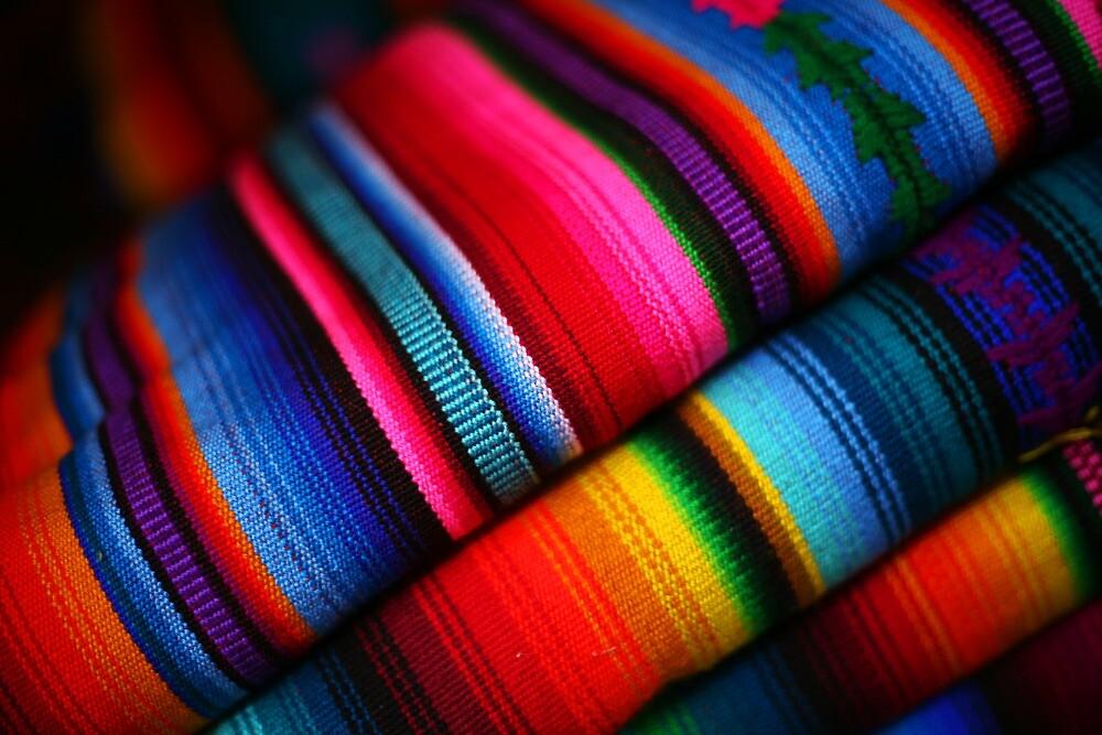 Mayan Cloth by Paul McSherry
