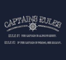 Captains Rules Stroke by Fl  Fishing