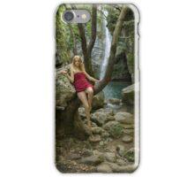Water beauty iPhone Case/Skin