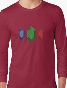 Zelda Rupees Long Sleeve T-Shirt