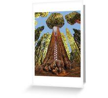 ☁ ☂ SHERMAN TREE WHY AM I ZIPPED YOU WONDER WHY?☁ ☂ PLEASE READ MY WRITTEN HEARFELT POEM TY IN DESCRIPTION☁ ☂ Greeting Card