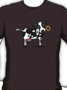 Sunny Dairy Cow T-Shirt