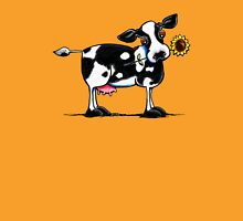 Sunny Dairy Cow Unisex T-Shirt