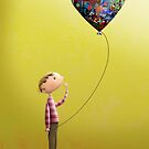 The Coloured Balloon by Shane McGowan