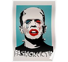 =FASHIONVICTIM= Poster