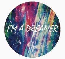 I'm A Dreamer  by ItsVaneDani