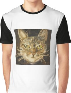 Ginger the Cat Graphic T-Shirt