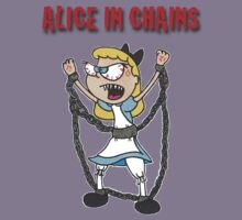 """Alice In Chains"" by JonsCrazyShirts"
