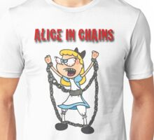 """""""Alice In Chains"""" Unisex T-Shirt"""