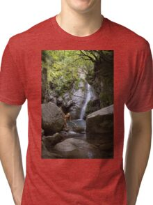 Arms of the river Tri-blend T-Shirt