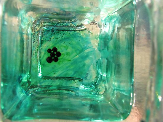Green Glass by Elisabeth and Barry King™ by BE2gether