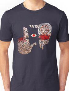 Hellsing - Alucard Typography Unisex T-Shirt